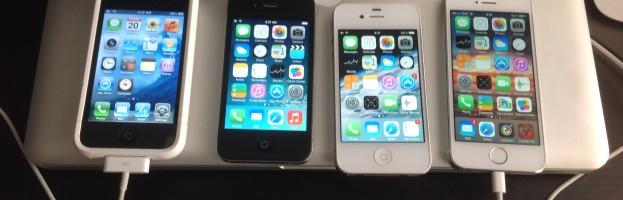 Grip-o-iPhones
